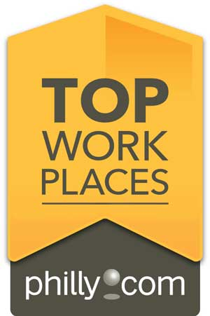 Top Work Places Philly